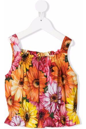 Dolce & Gabbana Top a fiori