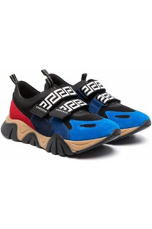 Versace Kids Sneakers con stampa