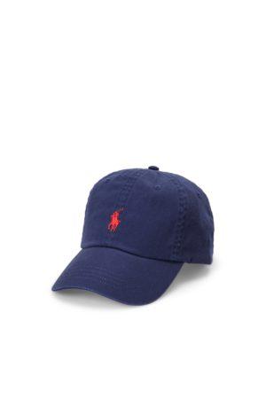 Polo Ralph Lauren Uomo Cappelli con visiera - Cappellino da baseball in chino