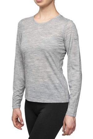 Supernatural W Base Crew Neck 230 - maglietta tecnica a maniche lunghe - donna