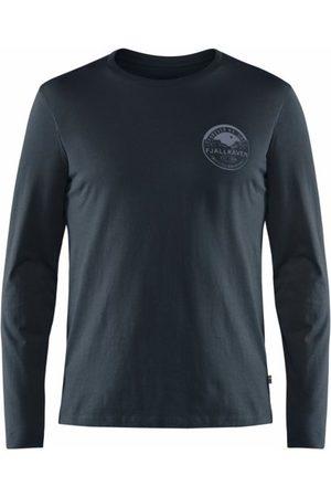 Fjällräven Uomo T-shirt a maniche lunghe - Forever Nature Badge - maglia a maniche lunghe - uomo