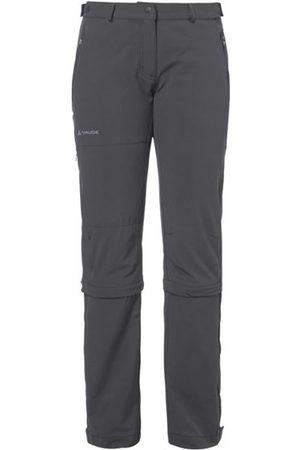 Vaude Farley Stretch - pantaloni zip-off - donna. Taglia 38
