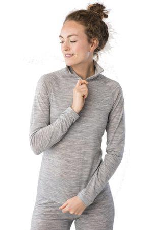 Supernatural W Base 1/4 Zip 230 - maglia a maniche lunghe con zip - donna