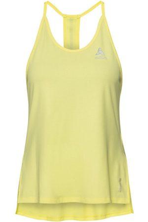 Odlo Donna Abbigliamento sportivo - Ceramicool BL TOP Crew Neck Singlet - top running - donna