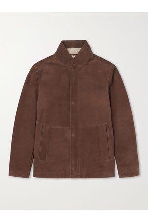 Loro Piana Carson Nubuck Jacket