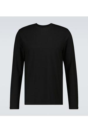 DEREK ROSE T-shirt Basel a maniche lunghe
