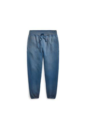 RRL Pantaloni da jogging in felpa