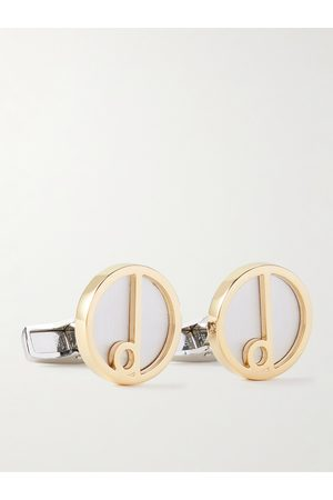 Dunhill Gold- and -Tone Cufflinks