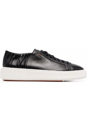 santoni Donna Sneakers - Sneakers con ruches