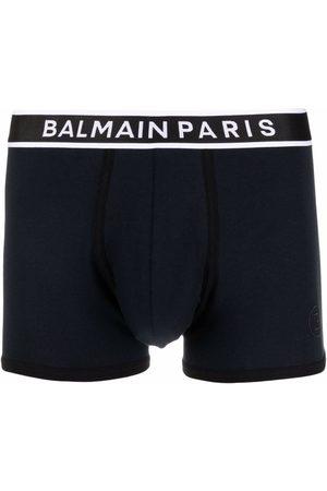 Balmain Uomo Boxer shorts - Boxer con logo