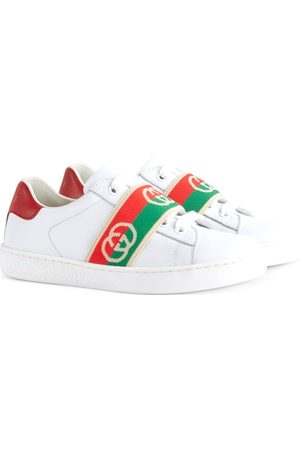 Gucci Bambina Sneakers - Sneakers Ace Interlocking G