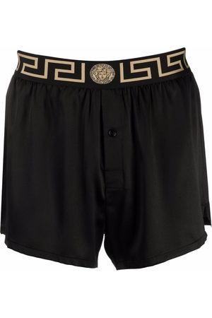 Versace Shorts pigiama Greca