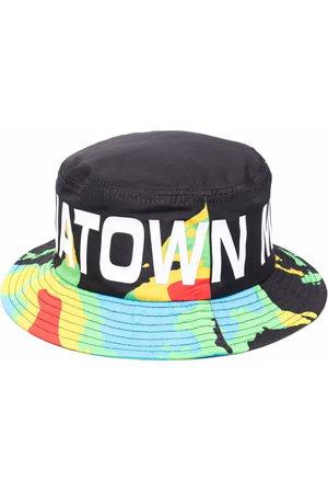 MA®KET Uomo Cappelli - Cappello bucket con stampa