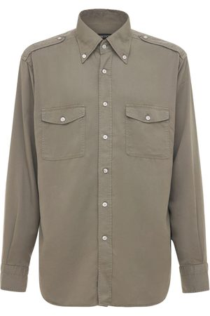Tom Ford Camicia Military In Lyocell