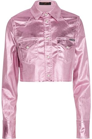 Dolce & Gabbana Giacca di jeans cropped