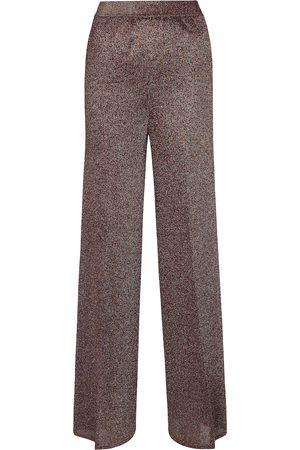 Missoni Pantaloni a gamba larga e vita alta