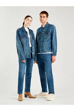 Levi's 501® ® Original Crop Jeans Dark Indigo / Charleston Outlasted