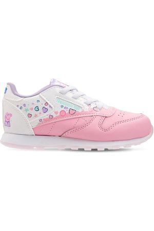 Reebok Sneakers Peppa Pig Con Allacciatura