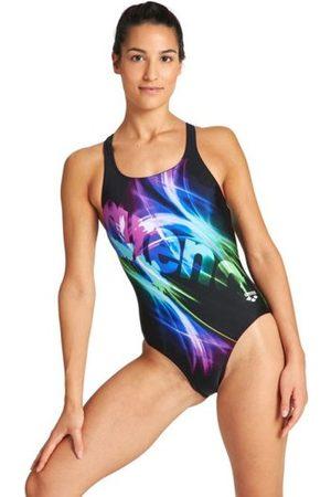 Arena W Colour Shadings Pro Back - costume intero - donna. Taglia 36