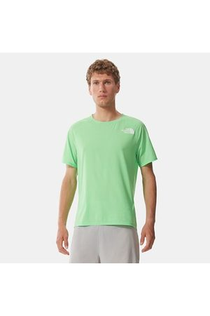 The North Face The North Face Flight Series™ Better Than Naked T-shirt A Maniche Corte Uomo Chlorophyll Green Heather Taglia XL Uomo