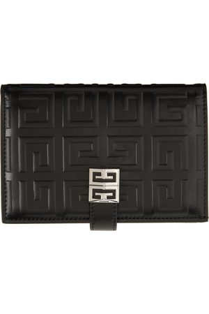 Givenchy Black 4G High Frequency Wallet