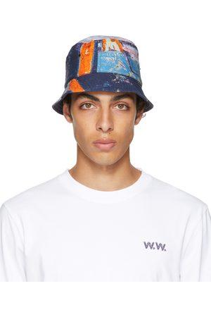 WoodWood Multicolor Reversible JP Bucket Hat