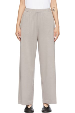 Max Mara Grey Negrar Lounge Pants