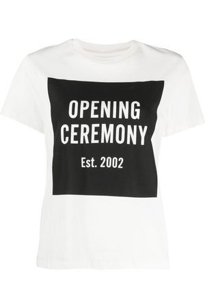 Opening Ceremony Donna T-shirt - T-shirt con logo