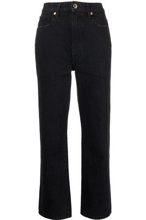 Khaite Donna Straight - Jeans dritti The Abigail