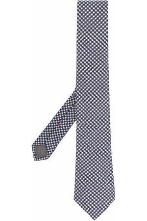 Brunello Cucinelli Cravatta con stampa
