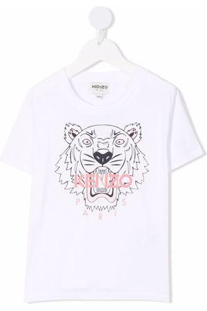 Kenzo Bambina T-shirt - T-shirt con stampa