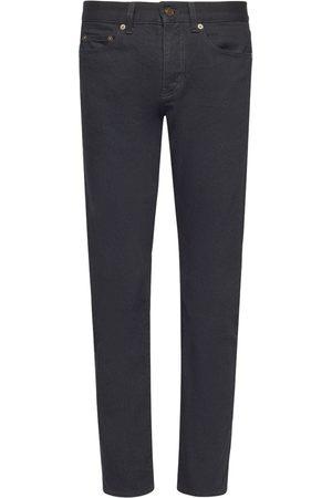 SAINT LAURENT Jeans In Denim Di Cotone