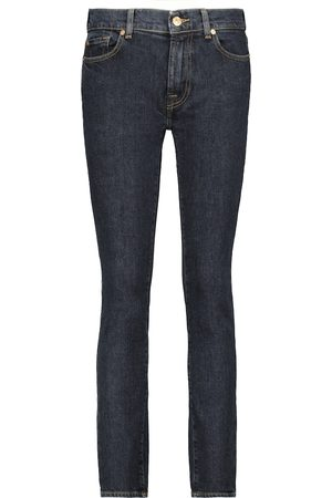7 for all Mankind Jeans slim Roxanne a vita media