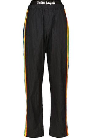 Palm Angels Pantaloni sportivi in nylon