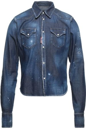 DSQUARED2 TOPWEAR - Camicie jeans