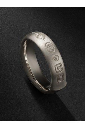 OLE LYNGGAARD COPENHAGEN Uomo Anelli - Julius Engraved Ring