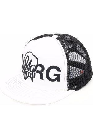 Off-White Uomo Cappelli con visiera - Cappello da baseball con stampa x KATSU