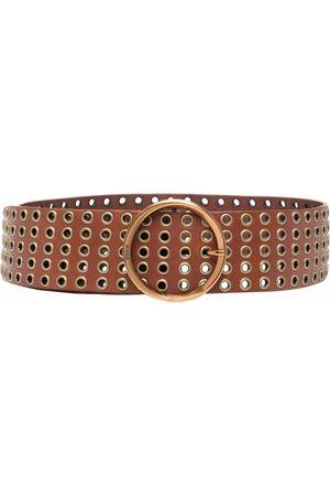 Pinko Donna Cinture - Cintura con borchie