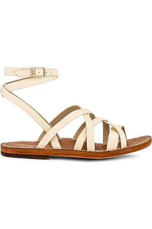 Sam Edelman Donna Sandali - Meriai Sandal in - White. Size 10 (also in 6, 6.5, 7, 9, 9.5).