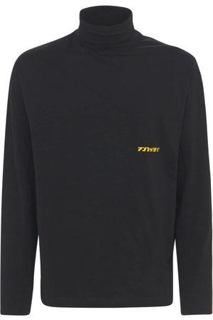 AMBUSH T-shirt Collo Alto In Jersey Di Cotone