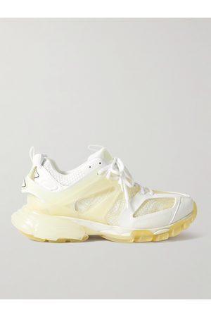 Balenciaga Track.MC Mesh and Rubber Sneakers