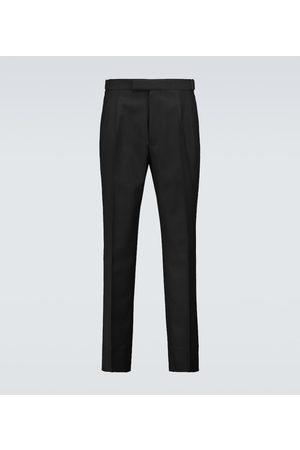 Ermenegildo Zegna Uomo Abiti eleganti - Pantaloni in lana con pince