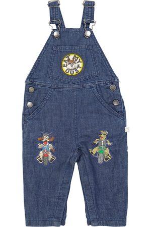 Stella McCartney Salopette di jeans