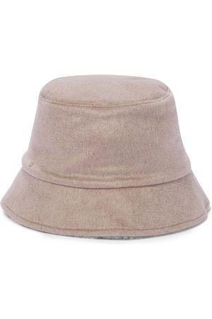 Max Mara Donna Cappelli - Cappello da pescatore reversibile Pavia