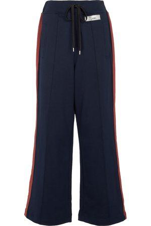 Marni Pantaloni sportivi in jersey di cotone