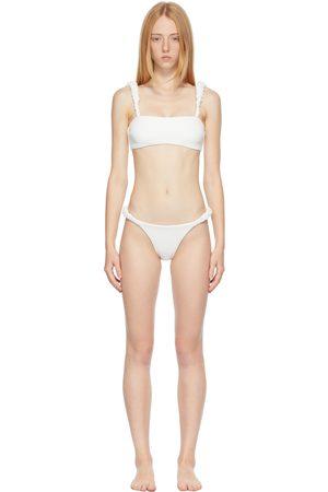 SIR Donna Bikini - White Hendry Bikini