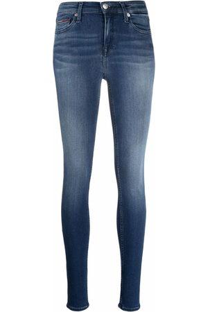 Tommy Jeans Jeans skinny Nora con vita media