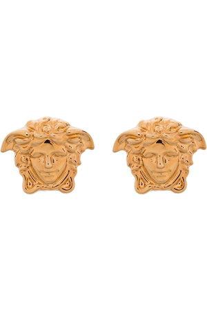 Versace Uomo Orecchini - Orecchini a bottone Medusa