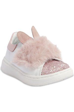 MONNALISA Sneakers In Pelle