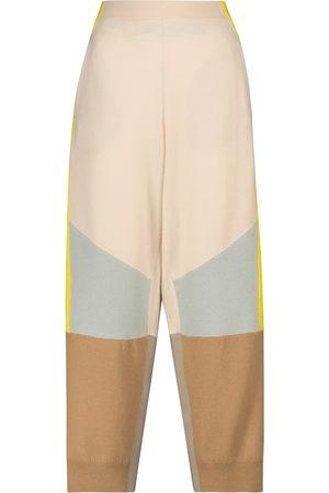 Stella McCartney Pantaloni sportivi in lana